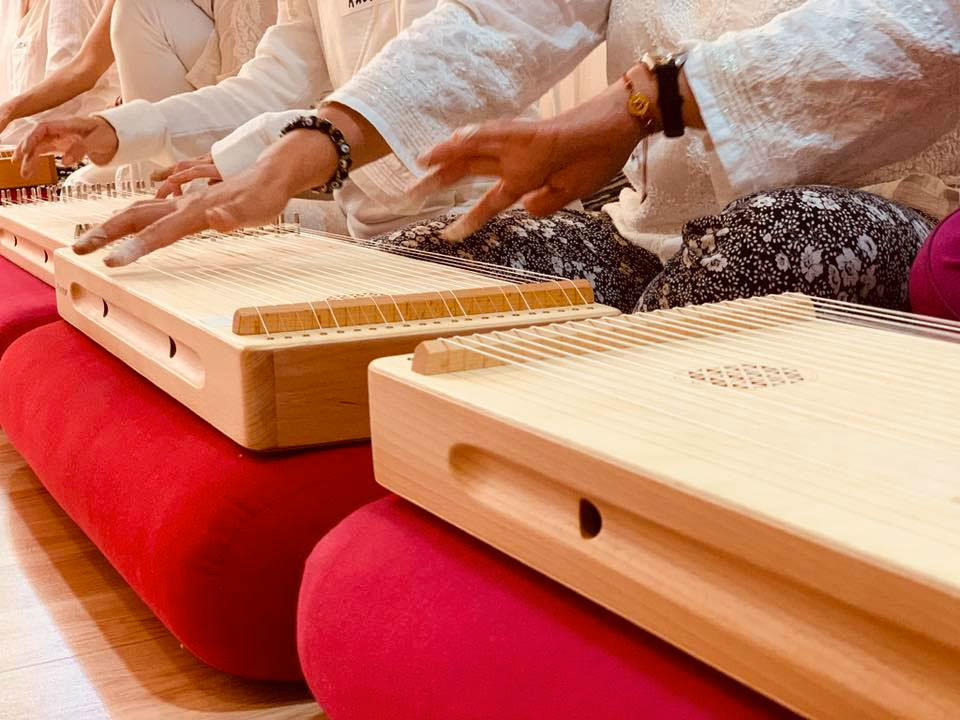 Monochord Training